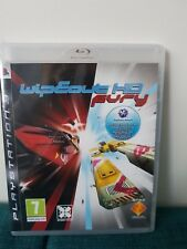 WipEout HD Fury PS3 Fast & Free Post Christmas Birthday Gift