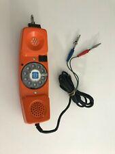 🦊 Ancien Téléphone Testeur De Ligne PTT France Telecom Orange Vintage