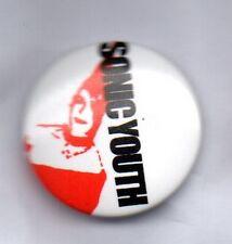 SONIC YOUTH BUTTON BADGE American Rock Band - Goo - Kool Thing - Juno 25mm Pin