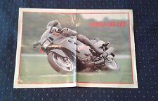 Poster - HONDA CBR 1000