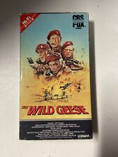 The Wild Geese (VHS, 1983)