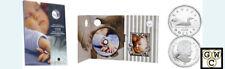 2008 Baby Lullabies CD & Silver Coin Set (12260) (OOAK)
