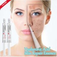 2 pcs Hyaluronic Acid Skin Repair Essence Liquid Anti Wrinkle Anti Aging Hot