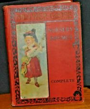 Mother Goose Nursery Rhymes Complete Graham & Co est 1900?  est. 300 Rhymes Rare