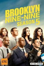 BROOKLYN Nine-Nine : Season 5 : NEW DVD