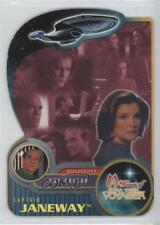 2001 Rittenhouse Women of Star Trek: Voyager HoloFEX #R2 The Doctor Card 4k2