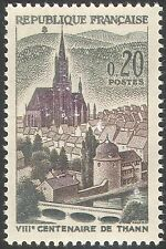 France 1961 Thann/Church/Buildings/Architecture 1v (n33136)