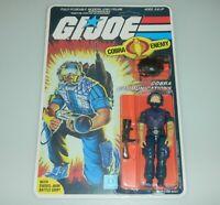 *RECARDED* 1985 GI Joe Cobra Tele Vipers Complete Sealed *CUSTOM File Card Back*