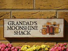 PERSONALISED NAME SIGN BOOZE SIGN GIFTS FOR HIM MENS GIFTS UNIQUE GIFT MOONSHINE