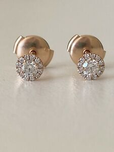 Tiffany & Co Soleste Earrings rose gold