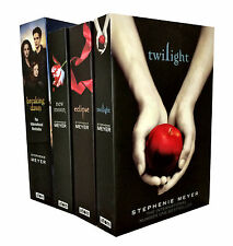 Stephenie Meyer TWILIGHT SAGA COLLECTION 4 BOOKS Set