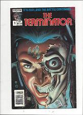 Now Comics The Terminator # 1 VF+ 8.5 1988