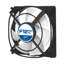 Arctic Cooling F12 Pro TC 120mm Case Fan 1300 RPM (AFACO-12PT0-GBA01) AC Artic