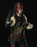 Kane ( WWF WWE ) Autographed Signed 8x10 Photo REPRINT