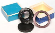 "Carl Zeiss Jena Tessar 180mm F4.5 Large Format Lens 4""x5"" ***NEW*** in box 0627"