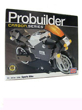Mega Bloks PROBUILDER 3268 ~ Carbon series ~ Sports Bike 21 cm *303 pcs Bausatz