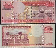 Dominican Rep. P 180 c - 1000 Pesos Oro 2010 - UNC