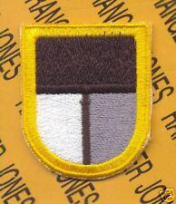 JFKSWC Special Warfare Airborne beret Flash patch #2