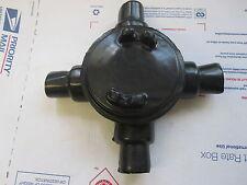 "GUAT36-G THOMAS & BETTS, 1"", PVC Coated steel GUAT (3 WAY) BODY & COVER"