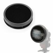 Bayonet Mount Honeycomb Honey Comb Grid Soft Light Diffuser for Speedlite Flash