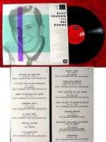 LP Billy Vaughn & Pat Boone (Deutscher Schallplattenclub London E 530) D