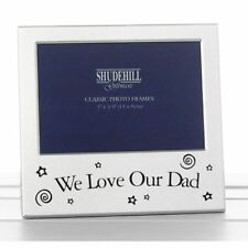 We Love Our Dad Photo Frame Ideal Gift For Faters Day By Gifts For The Present