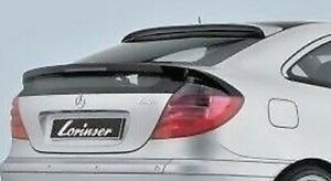 Mercedes-Benz Lorinser Roof Spoiler C-Class Coupe W203 NEW