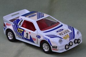 Mira 1/25 Ford RS200 Rally Car.