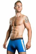 "HOM XS/30"" Men's Sport Adaptive Long Boxer Brief Men's Underwear"