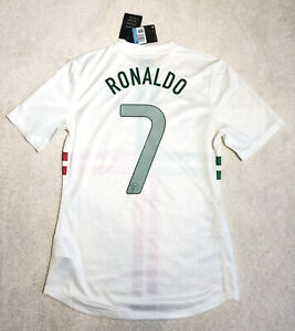 Nike Cristiano Ronaldo Portugal Player Issue Authentic Jersey 2012 Euro Cup M #7