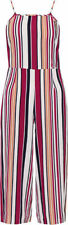 Women's Striped Polyester Jumpsuit Jumpsuits, Rompers & Playsuits