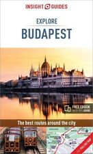 Insight Guides Explore Budapest (Hungary) *FREE SHIPPING - NEW*
