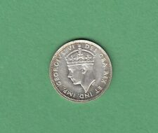 1945 Newfoundland 5 Cents Silver Coin - MS-60