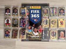 Panini FIFA 365 2017 - Komplett Set mit 672 Sticker + Album