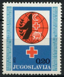 Yugoslavia 1973 SG#1552 Red Cross MNH #A85494