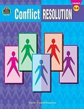 Conflict Resolution, Grades 5-8 by Jasmine, Julia; Young, Ruth