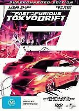 The Fast And The Furious - Tokyo Drift (DVD, 2006)**r4**Terrific Condition