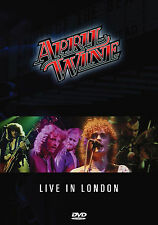 APRIL WINE New Sealed 2017 LIVE IN LONDON 1981 CONCERT DVD