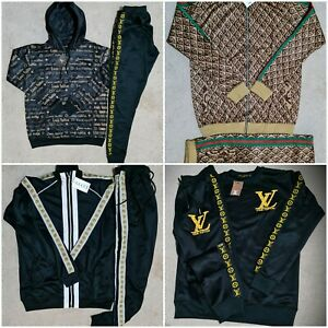 Men's Tracksuits All Sizes Brand New