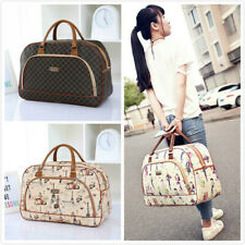 Womens Ladies Travel Luggage Bag Holdall Hand Weekend Carry on Gym Handbag Tote