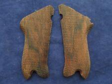 Luger 1900 - 1906 Grip Safety Grips Walnut