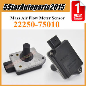 22250-75010 Mass Air Flow Meter Sensor for Toyota 4Runner T100 Tacoma 2.4L 2.7L