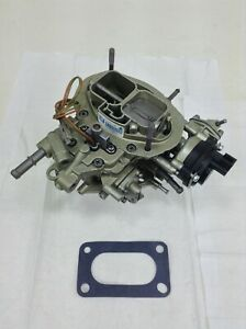 HOLLEY 6520 CARBURETOR R9054 1981-1982 DODGE PLYMOUTH 105 ENGINE WITHOUT AC