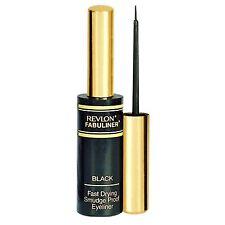 Revlon Fabuliner Fast Drying Smudge Proof Liquid Eyeliner Black, 9 ml