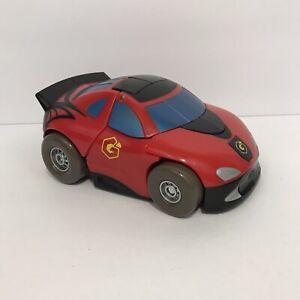 2003 Playskool Big Adventures Go-Bots Deluxe Class Speed-Bot Racer Transformers
