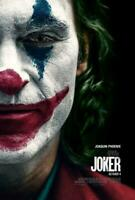 Joker Movie POSTER 27 x 40 Joaquin Phoenix, Robert De Niro, C