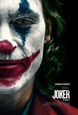 Joker Movie POSTER 27 x 40 Joaquin Phoenix, Robert De Niro, C