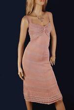 Karen Millen Silver & Pink Missoni Cocktail Dress, UK10, (KA040)      KM3