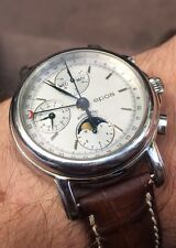 Epos Automatic moon phase chronograph