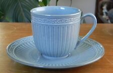 Vintage MIKASA DRESDEN BLUE CUP & SAUCER SET Stone Manor Malaysia VERY GOOD!